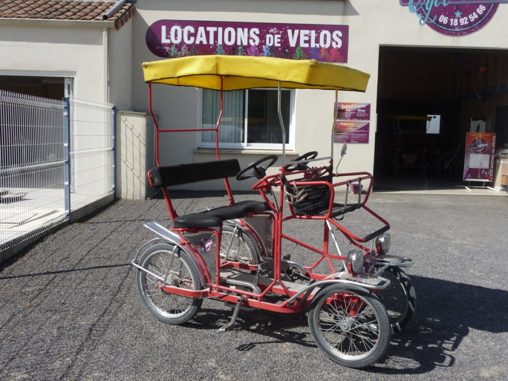 rosalie mobilité durable vélo