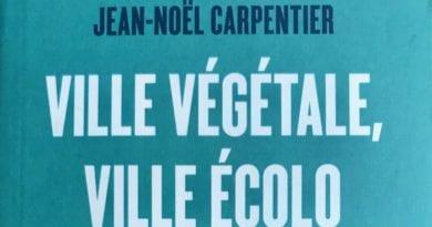 couverture ville végétale, ville écolo